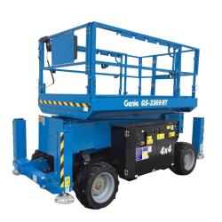 柴油剪刀车10米