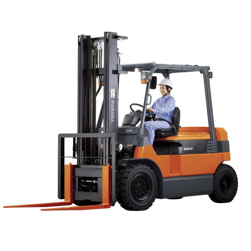 丰田平衡重叉车2吨