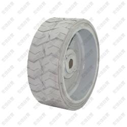 毅狮迈 无痕粘合轮胎 12×4.5(原装件)