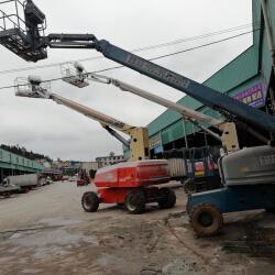 吉尼直臂车14米