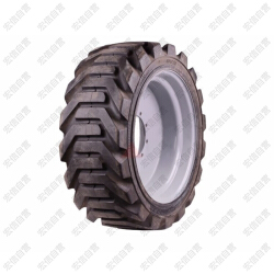 吉尼 泡沫填充轮胎(右)(原装件)