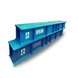 H400双拼钢围檩(单位:吨)