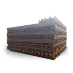 拉森钢板桩Ⅳ(单位:吨)