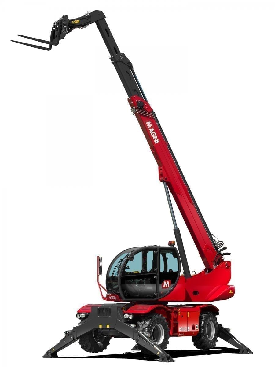 5吨18米 叉装车
