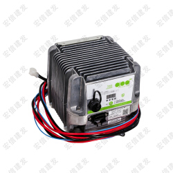 GPD 吉尼24VDC充电器(带安装板)