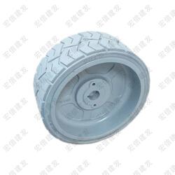 宏信 无痕粘合轮胎 12*4.5(球铁)