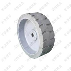 宏信 粘合轮胎15*5(灰铁)