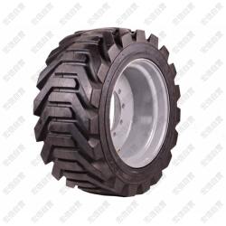 泡沫填充轮胎(右)