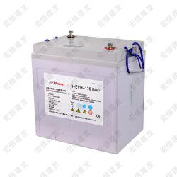 免维护电瓶EVH170