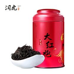 大红袍(红茶100g)罐装